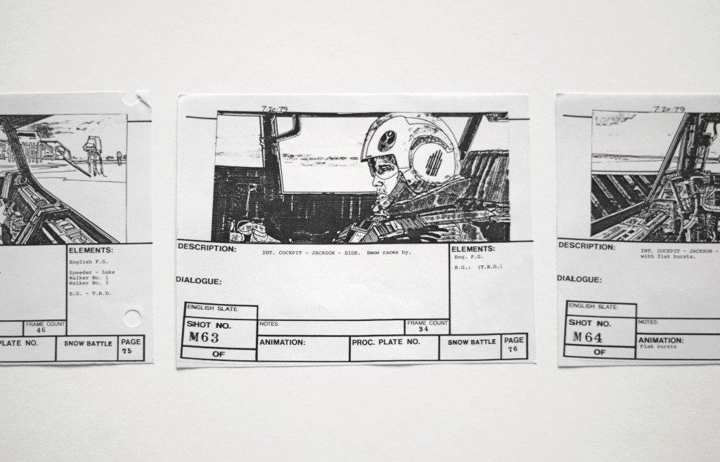 Storyboard de filme